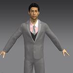 Marvelous Designer's 3 Piece Suit