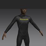 3D Wetsuit in Marvelous Designer
